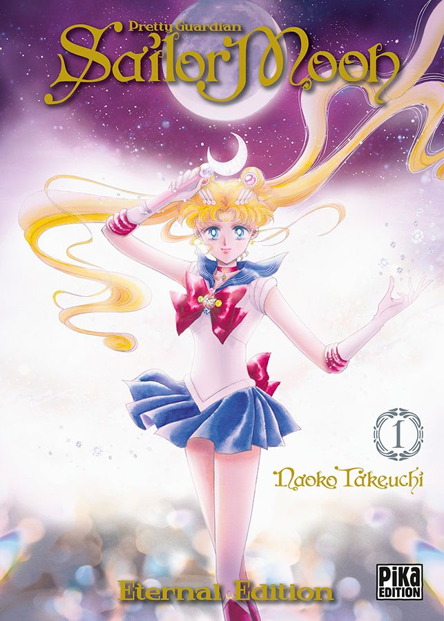 Sailor moon - Eternal edition - tome 1