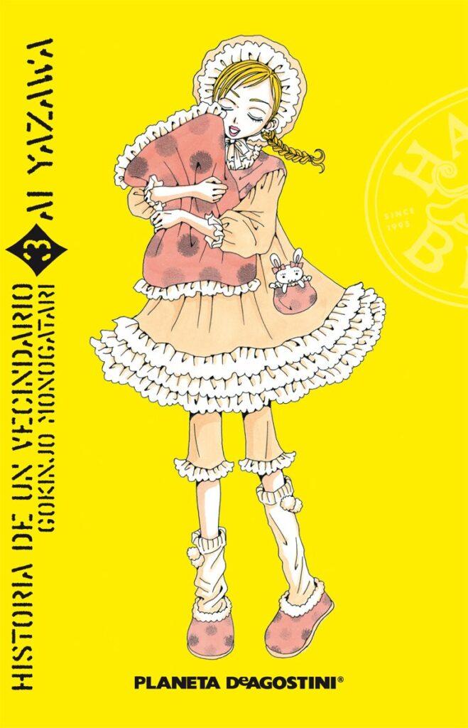 Gokinjo tome 3 - édition deluxe espagnole