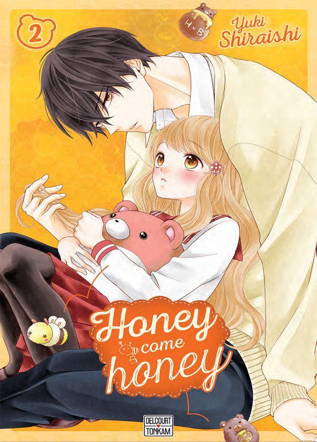 Honey come honey tome 2