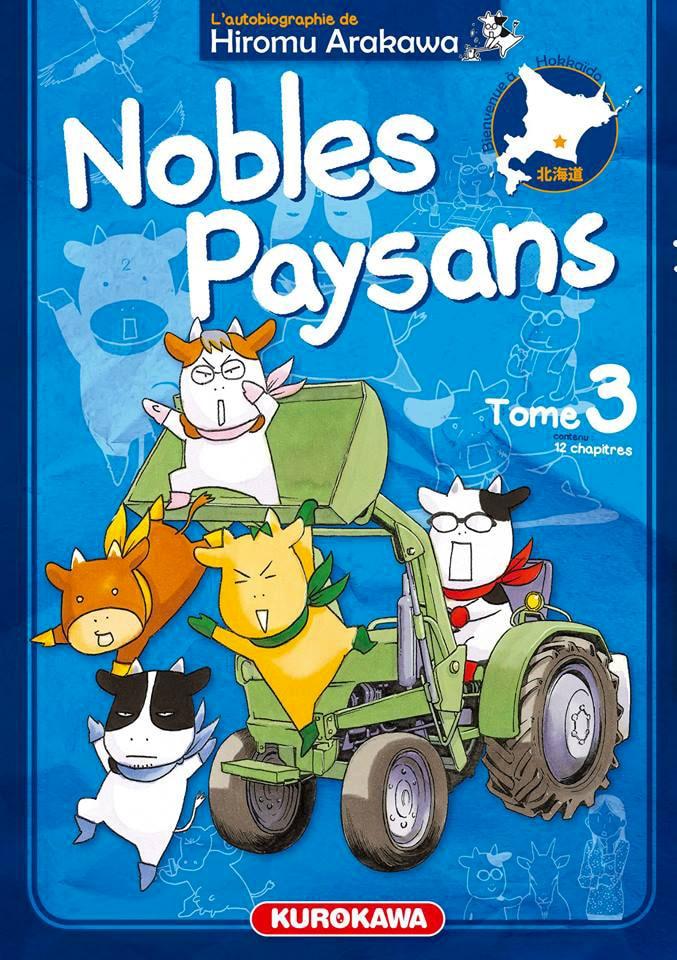 Nobles paysans tome 3
