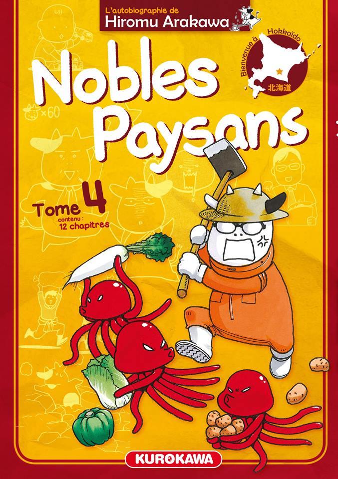Nobles paysans tome 4