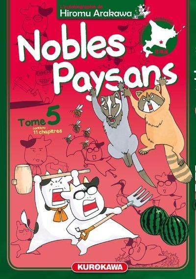 Nobles paysans tome 5