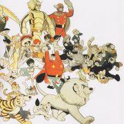 Personnages du mangaka Osamu Tezuka