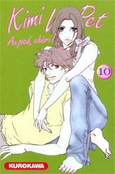 Kimi wa pet tome 10