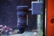 サイクロン殺菌筒水中ポンプ式