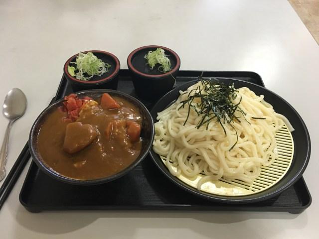 カレー丼セット