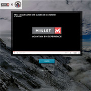 Millet x COMPAGNIE DES GUIDES DE CHAMONIX