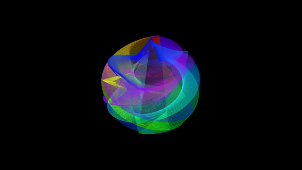 Rotate Tetrahedron