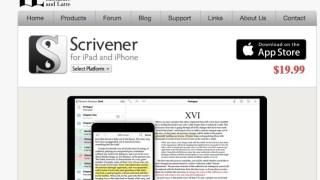 Scrivener のiOS版を使ってみた!外出先で立ったままの執筆が可能に!!