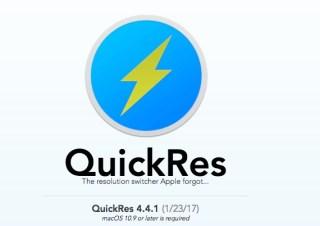 QuickRESを使い始めたら11インチのMacBookAirが劇的に使いやすくなった!!
