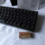HHKB BTキーボードがやってきた!PFU Happy Hacking Keyboard Professional BT (日本語配列/墨 PD-KB620B )購入レビュー。