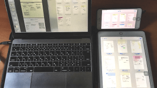 Mac版GoodNotes4の使い勝手!連携すると強力です