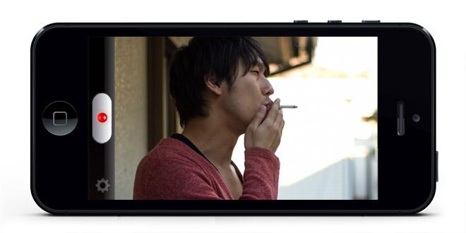 iPhoneやiPadを監視カメラにする無料アプリ「あんしん監視カメラ」。