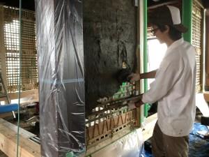 紬建築土壁・伝統構法石場建て