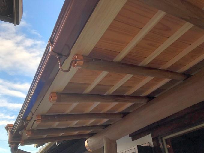 紬建築石場建て伝統構法土壁木組み