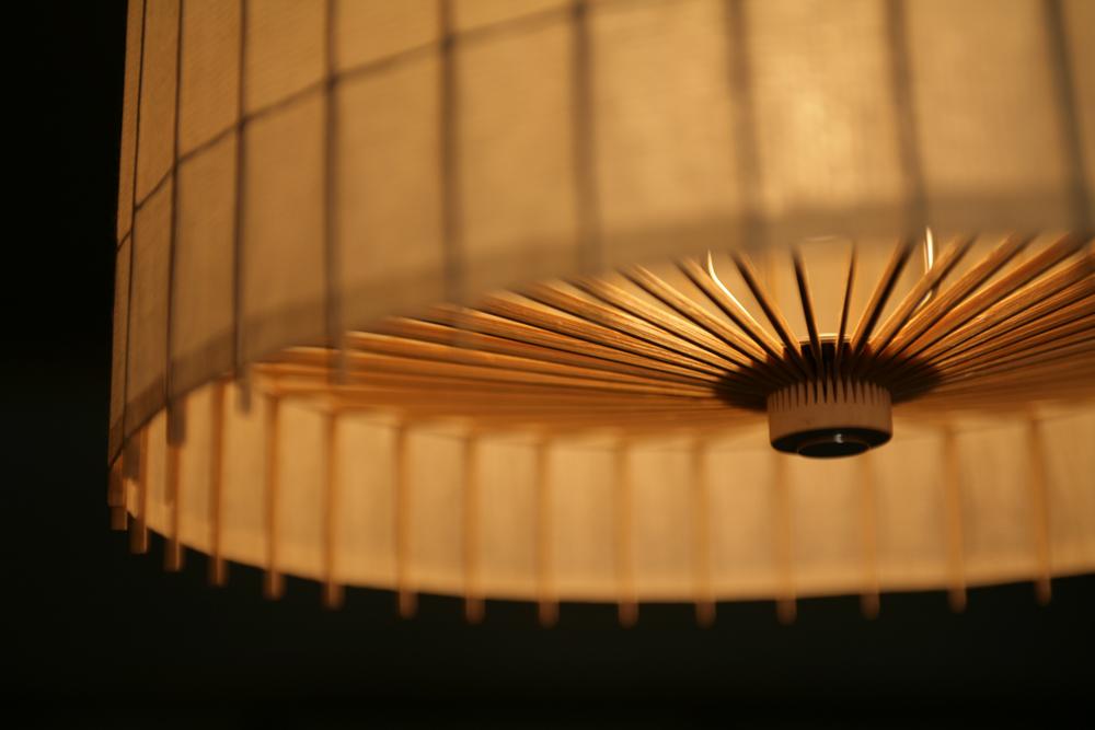 和傘照明器具の古都里