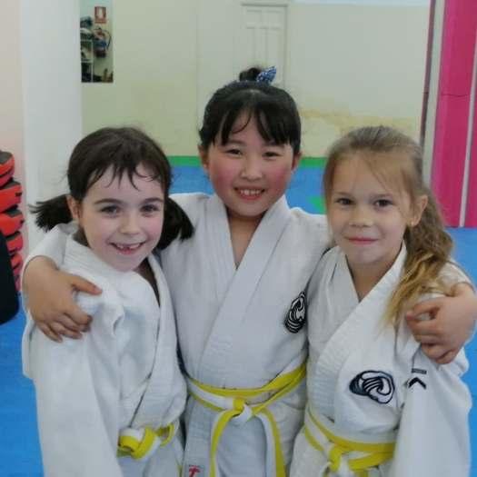 clase aikido niños, aikido para niños en valencia