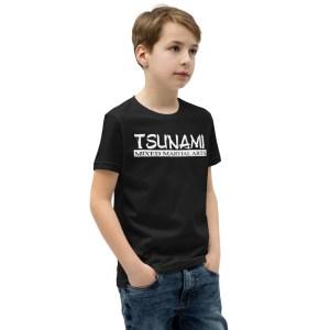 Tsunami Youth Short Sleeve T-Shirt (no back logo)
