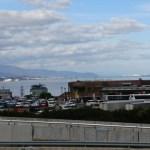 琵琶湖から京都へドライブ