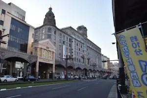 鹿児島市山形屋百貨店
