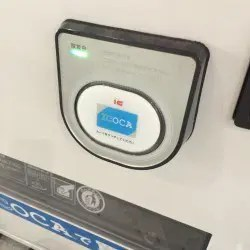 ICOCA自動販売機カードリーダー金沢