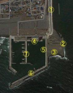 平塚漁港釣りポイント