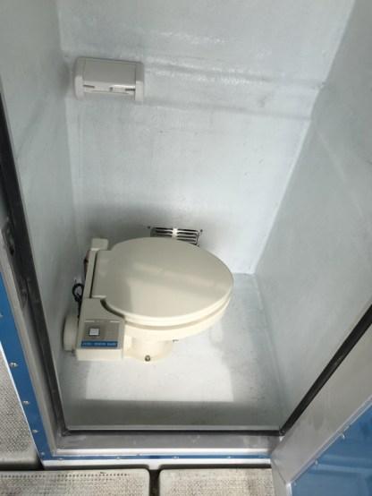 電動マリントイレ