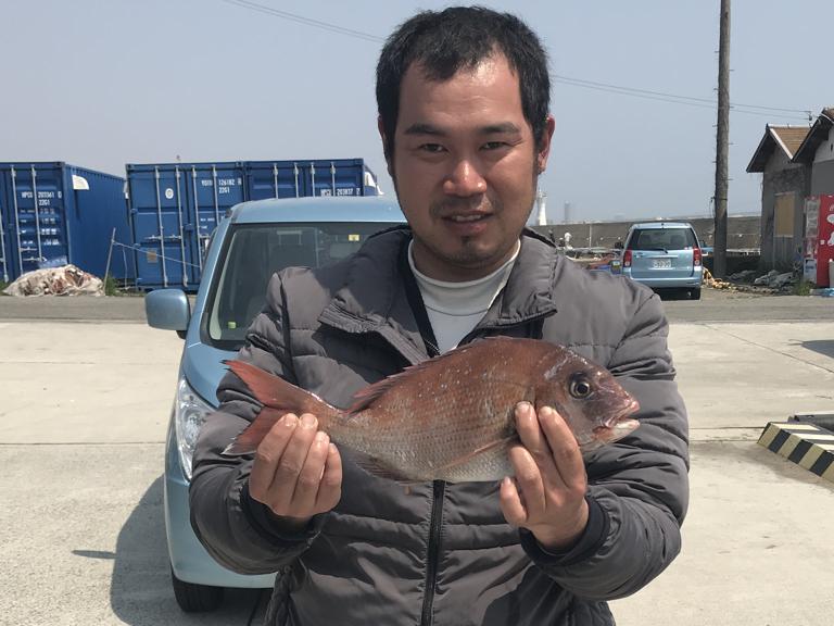 明石鯛サビキ_2019-4-21