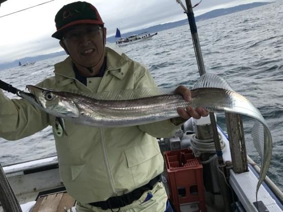 2019-10-19-タチウオ125cm