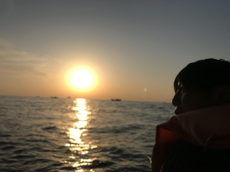 明石タコ釣りで8月3日(月)ご予約ありがとうございます