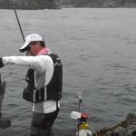 【釣り動画】釣りに出かけたのに魚じゃないものが釣れた!