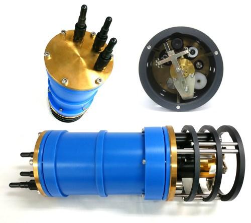 KW2B Sensor device