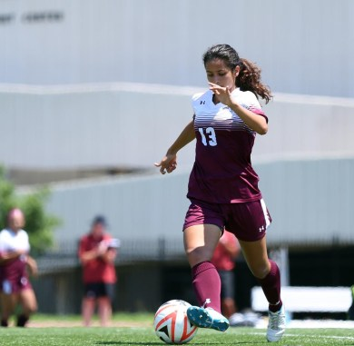 <div>Soccer Hosts Alabama A&M, Alabama State In Weekend Homestand</div>