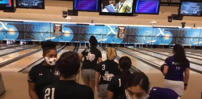 Bowling Wraps Up Regular Season In 3rd Place