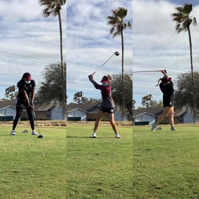<div>Women's Golf Concludes Play At UTRGV Invitational</div>
