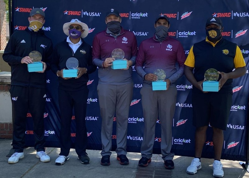 Chadha, Everson Earn 1st Team All-SWAC Golf Honors
