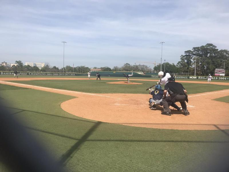 Baseball Falls In Extra Innings Friday Afternoon