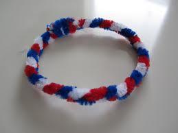 pipe cleaner bracelet