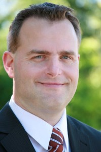 Bürgermeister Thomas Mathrohs