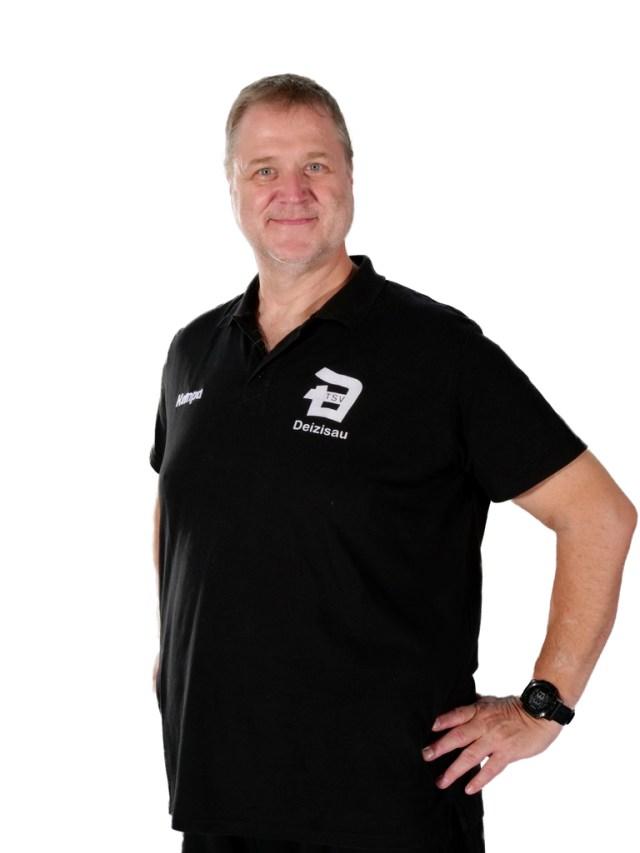 Trainer Olaf Steinke