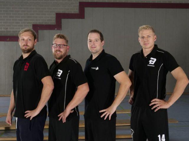 Trainer und Spielleiter Männer 2 + 3