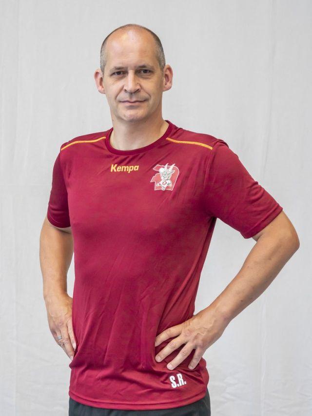 Trainer E-Jugend Steffen Rost