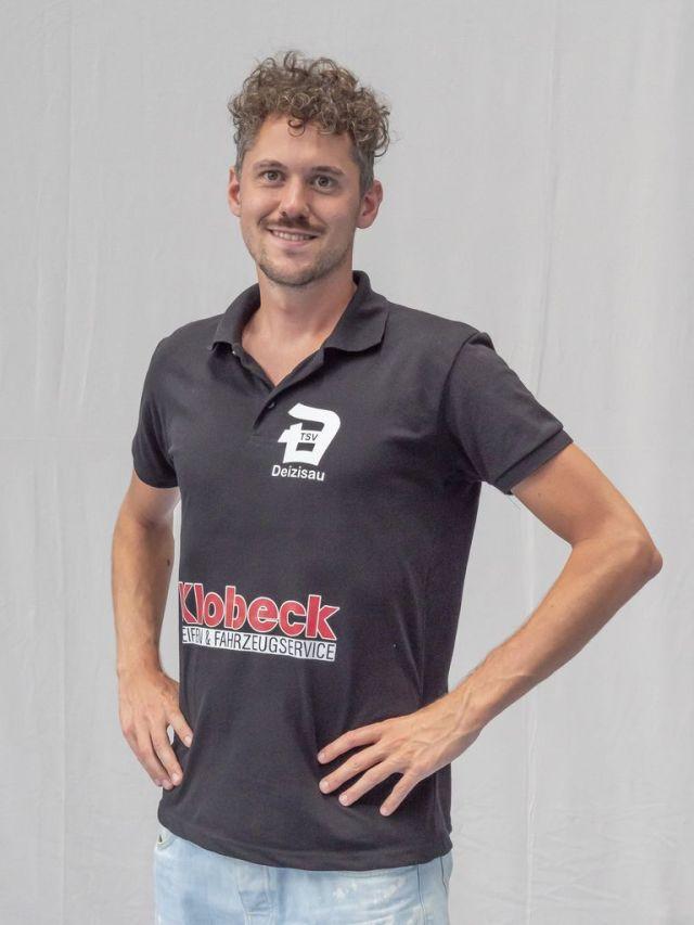 Trainer Moritz Ertinger