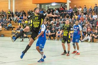 Herren 1 gewinnen 32:27 gegen TSV Simbach