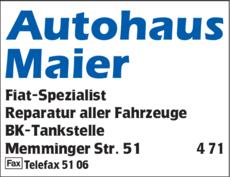 Autohaus Maier