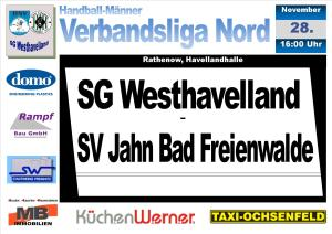 handballplakat2015_Verbandsliga_Bad Freienwalde
