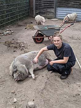 pigs19-caesar-sandra-auslaufkraulen