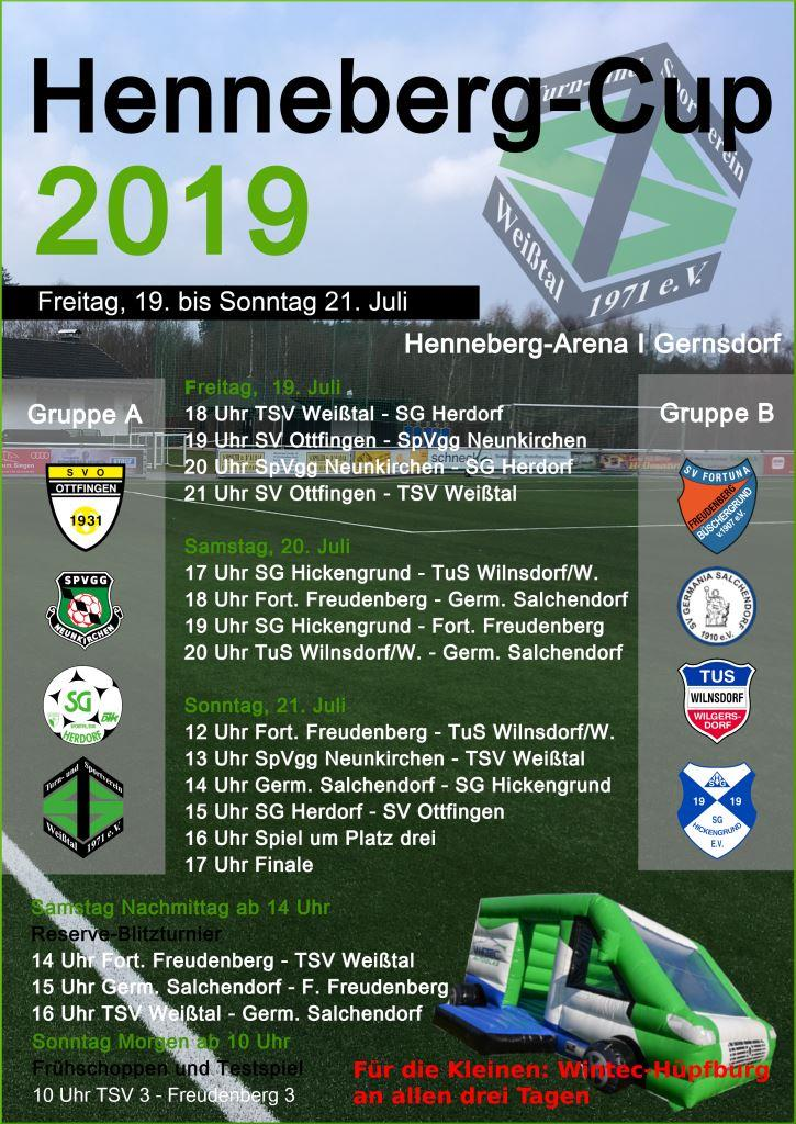 Henneberg-Cup 2019