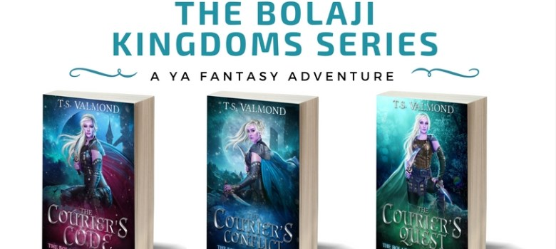 image of Bolaji Kingdoms Series books