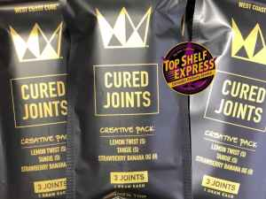 West Coast Cure Cured Joints – CREATIVE PACK : Joints 3g